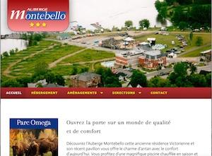 Auberge Montebello - Outaouais, Montebello