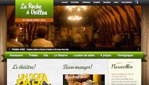 La Roche à Veillon - Chaudière-Appalaches, Saint-Jean-Port-Joli (Côte-du-Sud)