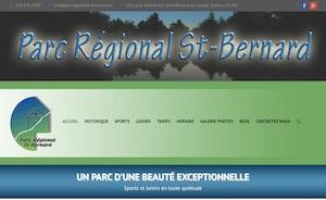 Parc Régional St-Bernard - Montérégie, Saint-Bernard-de-Lacolle
