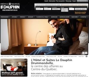 Hôtel Le Dauphin Drummondville - -Centre-du-Québec-, Drummondville