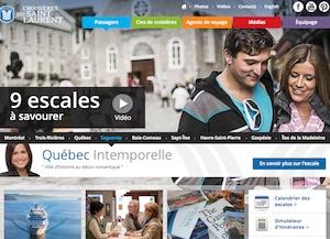 Association des croisières du Saint-Laurent - Bas-Saint-Laurent, Rimouski