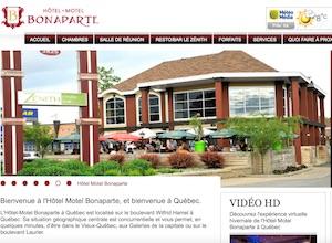 Hôte-Motel Bonaparte - Capitale-Nationale, Ville de Québec (V)