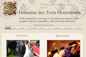 Domaine des Trois Gourmands (Érablière) - Lanaudière, Saint-Alexis-de-Montcalm