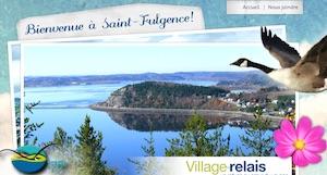 Municipalité de Saint-Fulgence - Saguenay-Lac-Saint-Jean, Saint-Fulgence (Saguenay)