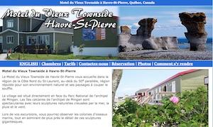 Motel du Vieux Townside - Côte-Nord / Duplessis, Havre-Saint-Pierre