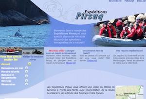 Les Expéditions Pirsuq - Côte-Nord / Manicouagan, Baie-Comeau