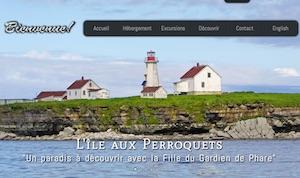 Motel Maisonnettes des Îles - Côte-Nord / Duplessis, Longue-Pointe-de-Mingan