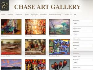 Galerie Chase Création - Montréal, Beaconsfield