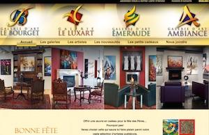 Galerie d'art Le Bourget - Montréal, Ville de Montréal