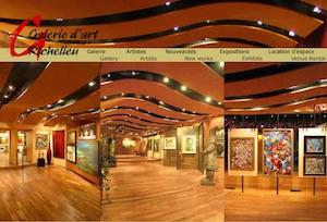 Galerie d'art Richelieu - Montréal, Ville de Montréal
