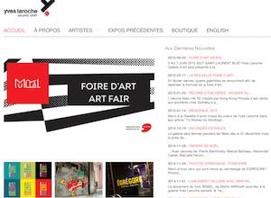 Galerie d'art Yves Laroche - Montréal, Montréal