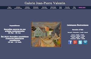 Galerie Jean-Pierre Valentin - Montréal, Montréal