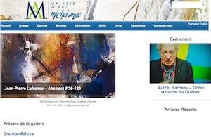 Galerie Michel-Ange - Montréal, Montréal