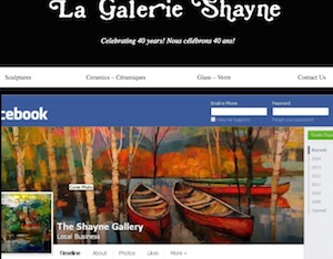 Galerie Shayne - Montréal, Montréal