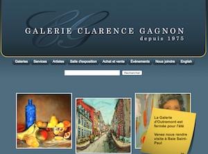 Galerie d'art Clarence Gagnon - Montréal, Montréal (Outremont)