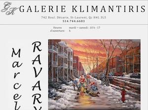 Galerie Klimantiris - Montréal, Montréal (Saint-Laurent)