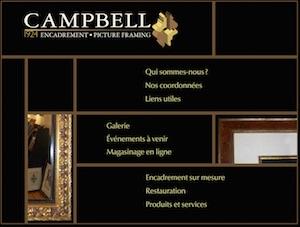 Campbell Gallery - Montréal, Westmount
