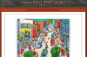 Galerie West End - Montréal, Westmount