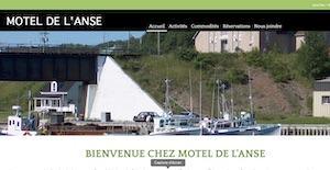 Motel de l'Anse - Gaspésie, Port-Daniel - Gascons