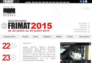 Festival de la relève indépendante musicale - Abitibi-Témiscamingue, Val-d'Or
