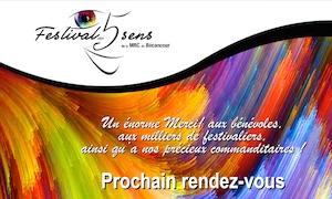 Festival des 5 sens - -Centre-du-Québec-, Sainte-Sophie-de-Lévrard