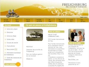 Municipalité de Frelighsburg - Estrie / Canton de l'est, Frelighsburg
