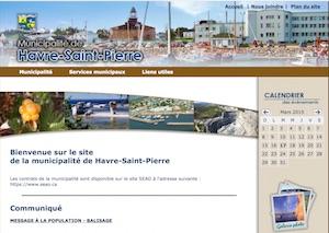 Ville de Havre-Saint-Pierre - Côte-Nord / Duplessis, Havre-Saint-Pierre