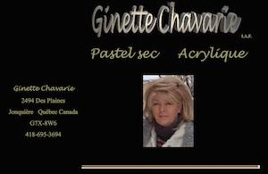 Ginette Chavarie - Saguenay-Lac-Saint-Jean, Saguenay (Saguenay) (V) (Jonquière)