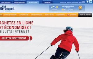 Ski Bromont - Estrie / Canton de l'est, Bromont