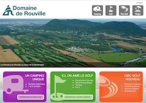 Camping Domaine de Rouville - Montérégie, Saint-Jean-Baptiste-de-Rouville