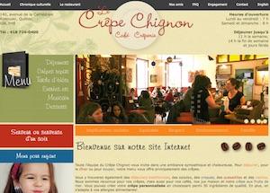 Le Crêpe Chignon - Bas-Saint-Laurent, Rimouski