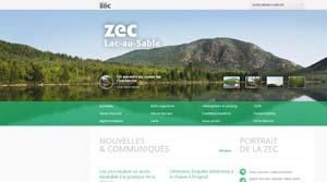 Zec du Lac-au-Sable - Charlevoix, Clermont