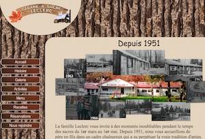 Cabane à sucre Leclerc (Érablière) - Capitale-Nationale, Neuville