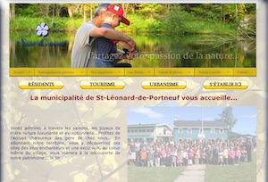 Municipalité de Saint-Léonard-de-Portneuf - Capitale-Nationale, Saint-Léonard-de-Portneuf
