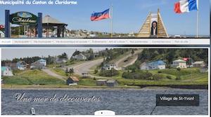 Municipalité de Cloridorme - Gaspésie, Cloridorme