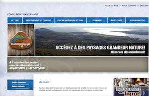 Chalet Au Domaine des Neiges - Capitale-Nationale, Beaupré (V)
