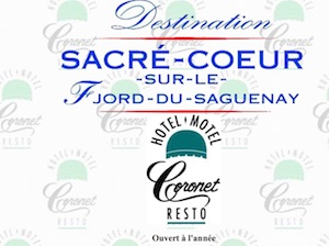 Hôtel Motel Coronet - Côte-Nord / Manicouagan, Sacré-Coeur