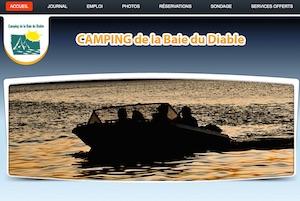 Camping Baie du Diable - Laurentides, Ferme-Neuve