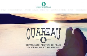 Camp Ouareau - Lanaudière, Saint-Donat-de-Montcalm