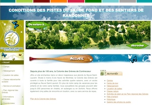 Colonie des Grèves - Montérégie, Contrecoeur