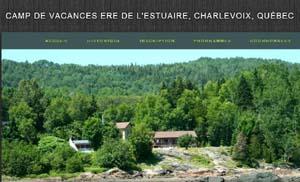 Camp l'Ere de l'Estuaire (Port-au-Saumon) - Charlevoix, La  Malbaie
