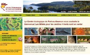Centre Écologique de Port-aux-Saumon (CEPAS) - Charlevoix, La  Malbaie (Saint-Fidèle)