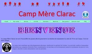 Camp Mère M. L. Clarac - Lanaudière, Saint-Donat-de-Montcalm