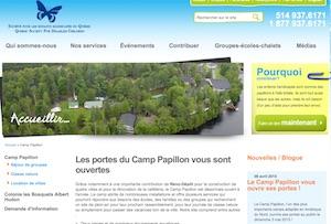 Camp Papillon - Lanaudière, Saint-Alphonse-Rodriguez