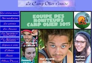 Camp Olier - Laurentides, Sainte-Anne-des-Lacs