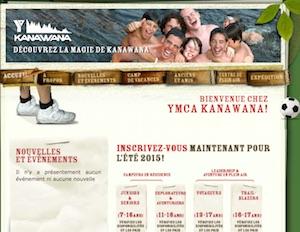 Camp YMCA  Kanawana - Laurentides, Saint-Sauveur