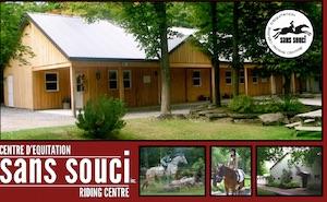 Sans Souci (Centre d'Équitation) - Montérégie, Sainte-Clotilde-de-Châteauguay