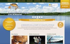 Pourvoirie du Lac Berval - Laurentides, Saint-Faustin-Lac-Carré