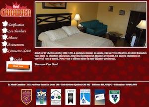 Motel Canadien - Mauricie, Trois-Rivières