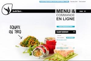 Restaurant Sushi Taxi - Chaudière-Appalaches, Saint-Georges (Beauce)